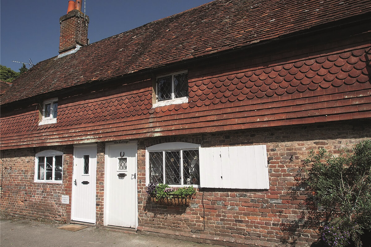 The Cottage, Chawton sold by Homes, Alton