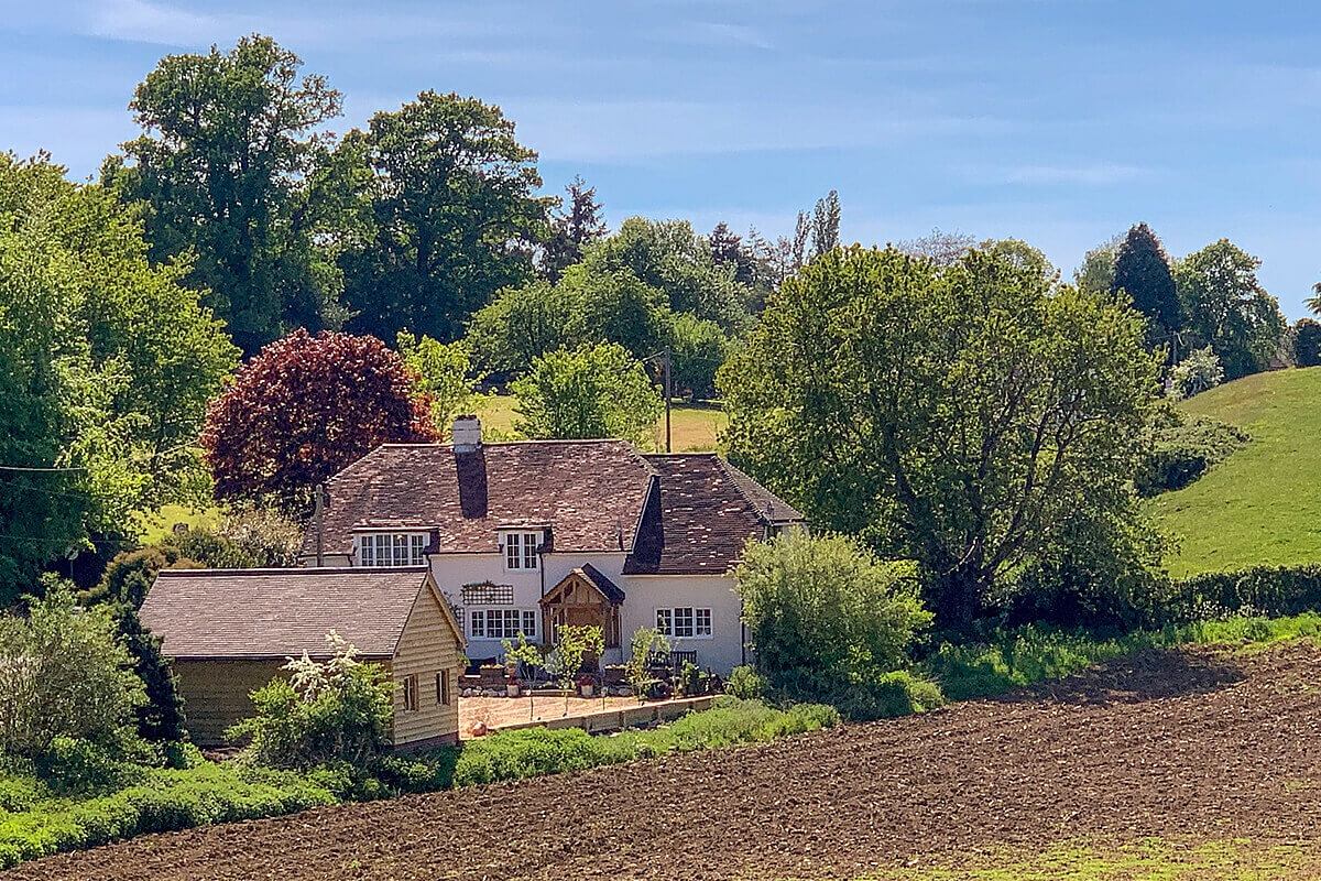View of Fyning Hill Cottage, Rogate, £800,000 sold by Homes, Petersfield