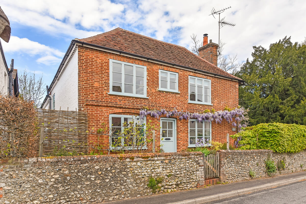 Detached period house in Holybourne recently sold well in excess of £850,000 asking price